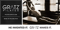 Gratz Industries, Pilates Equipment
